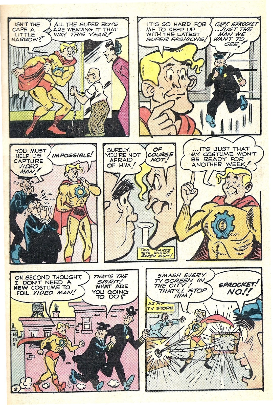 Archie's Madhouse issue Annual 6 - Page 15