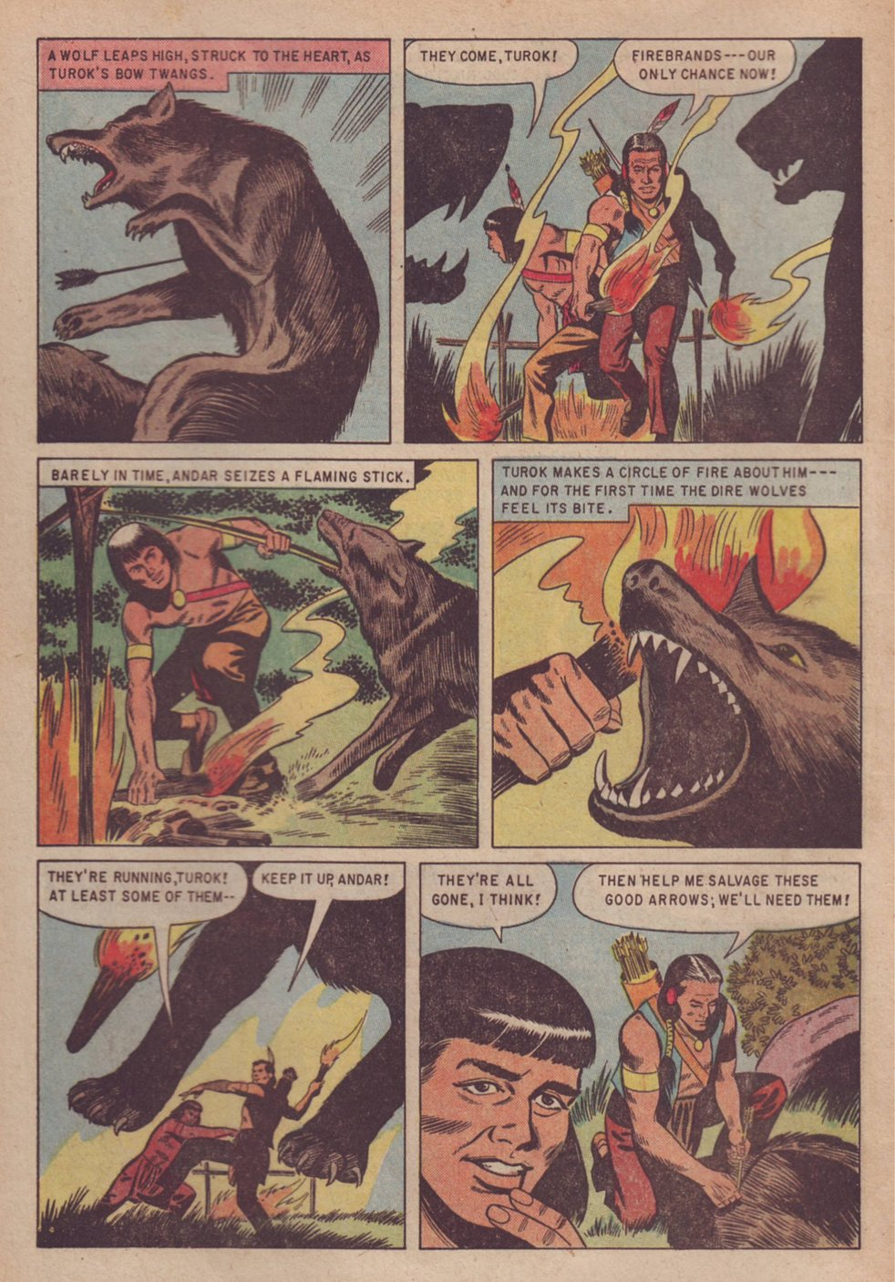 Read online Turok, Son of Stone comic -  Issue #3 - 4
