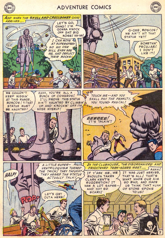 Read online Adventure Comics (1938) comic -  Issue #197 - 10