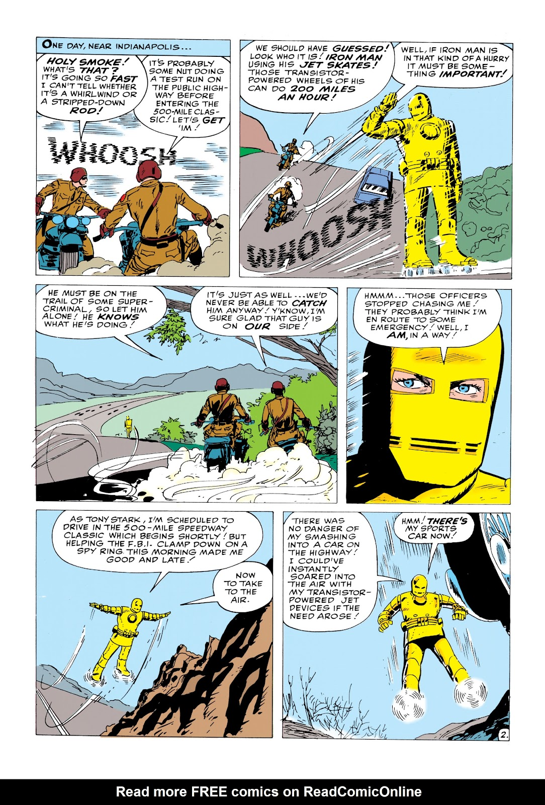 Read online Marvel Masterworks: The Invincible Iron Man comic -  Issue # TPB 1 (Part 1) - 89