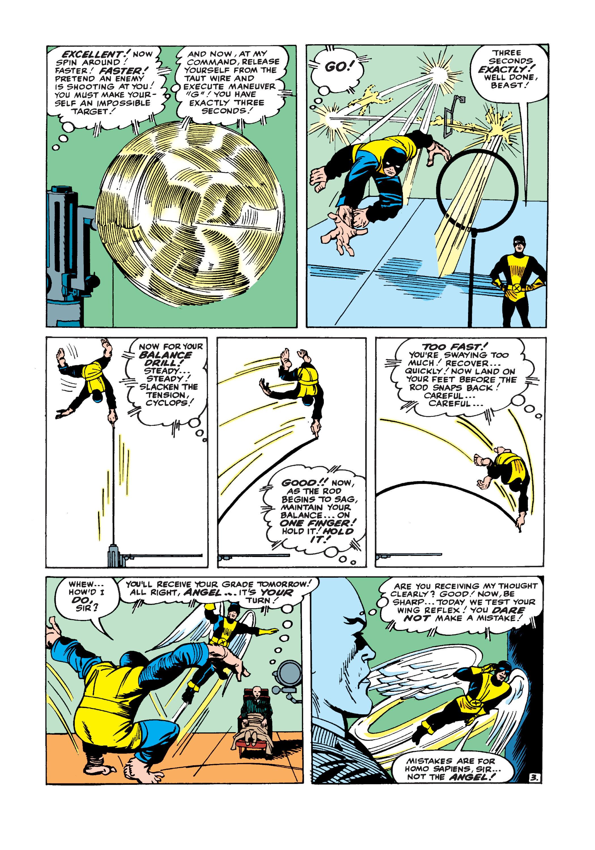 Uncanny X-Men (1963) -1 Page 3
