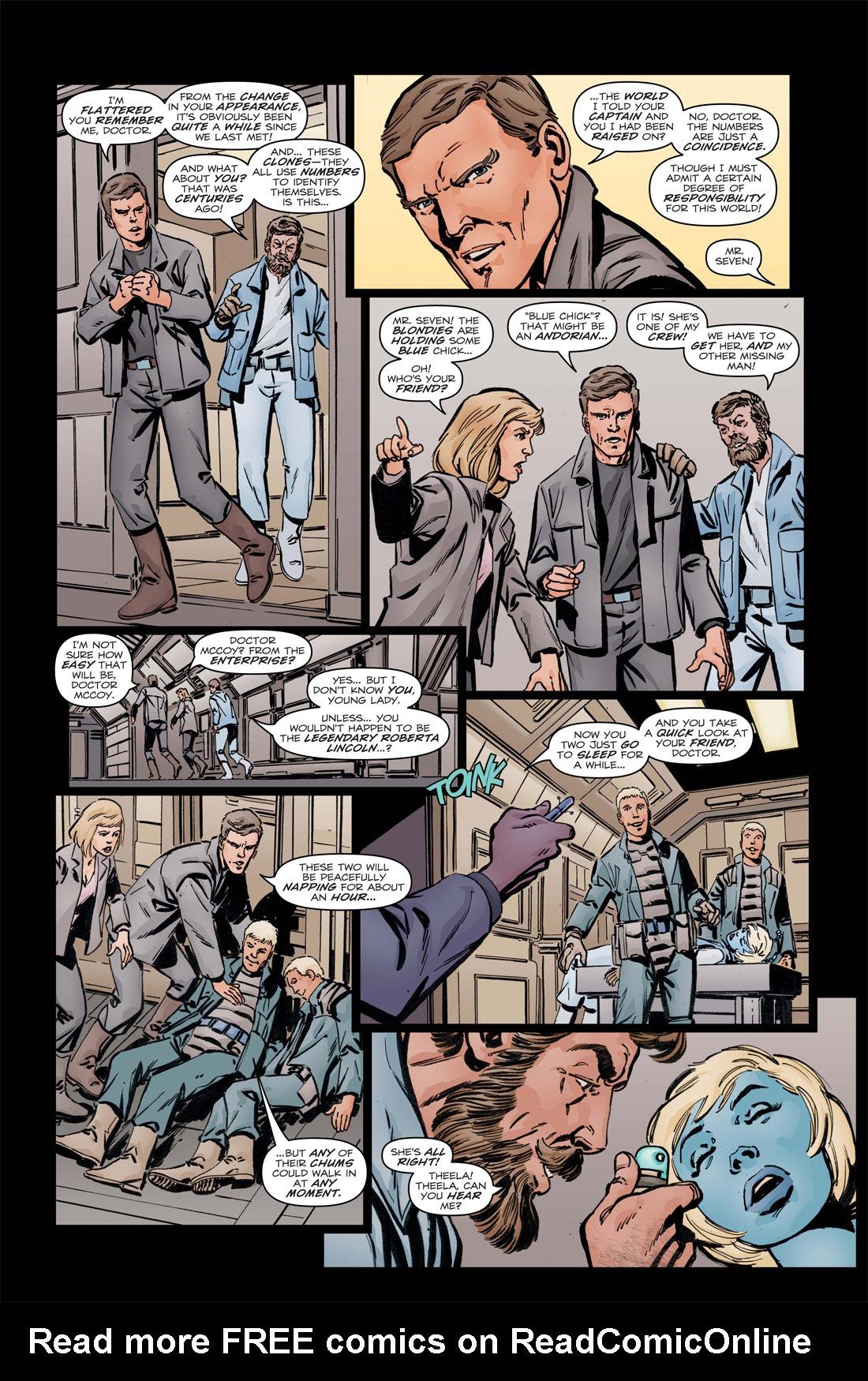 Read online Star Trek: Leonard McCoy, Frontier Doctor comic -  Issue #3 - 14