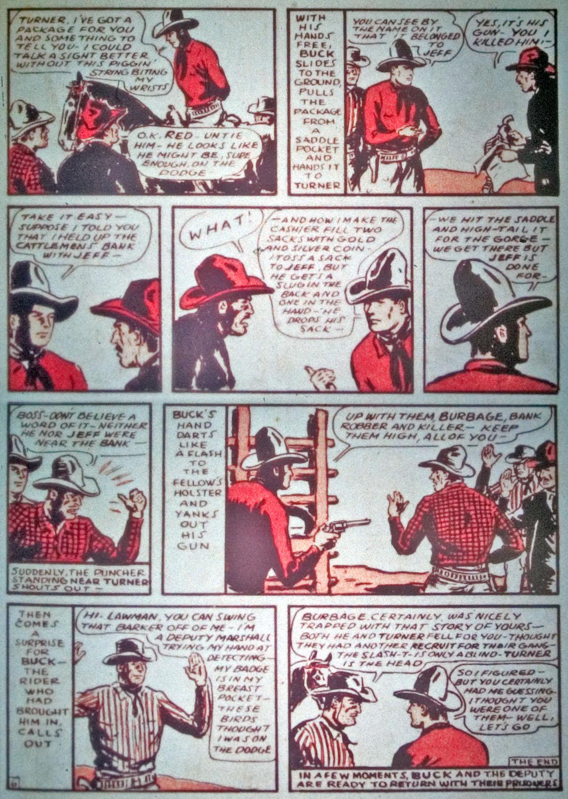 Read online Detective Comics (1937) comic -  Issue #31 - 21