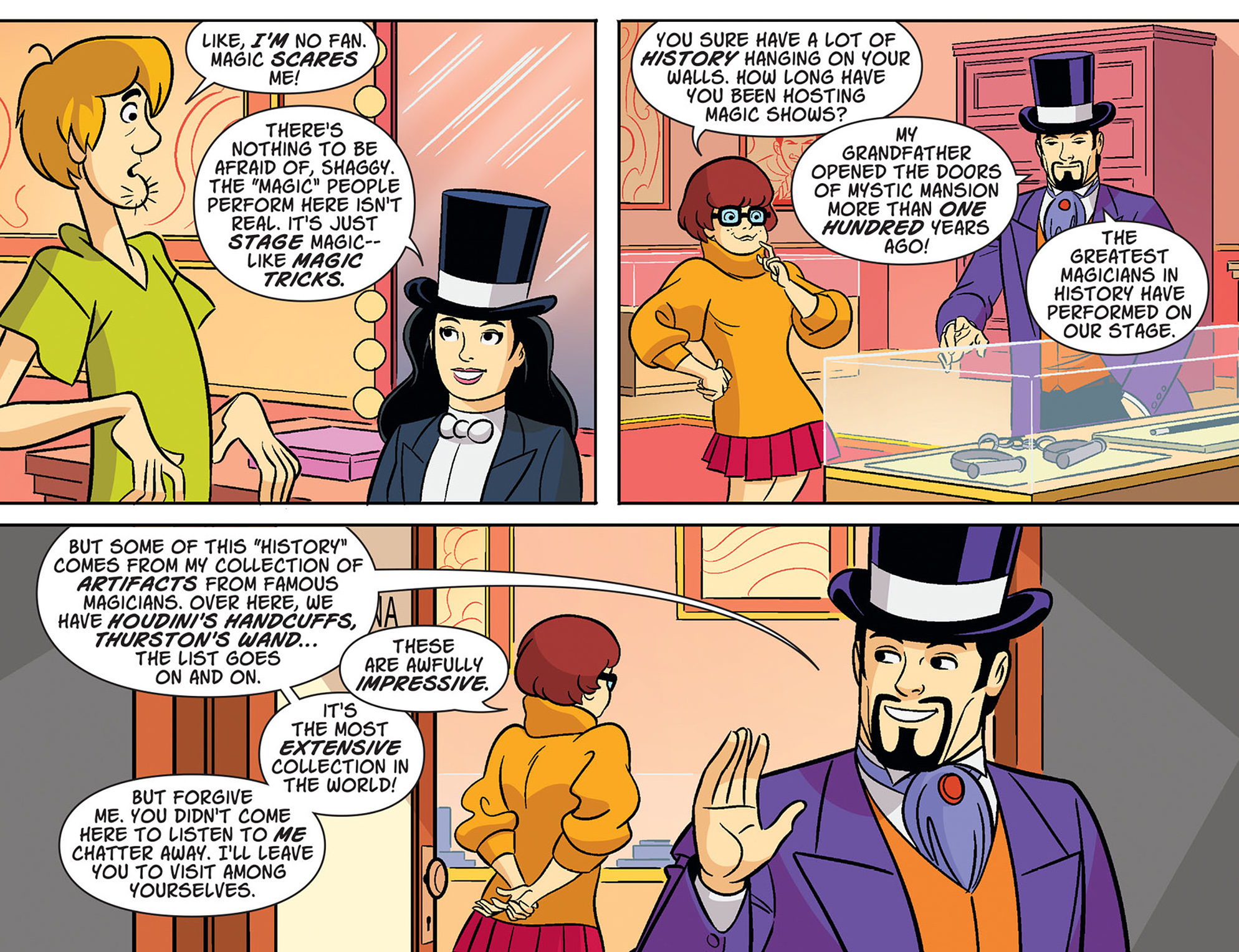 Read online Scooby-Doo! Team-Up comic -  Issue #37 - 7