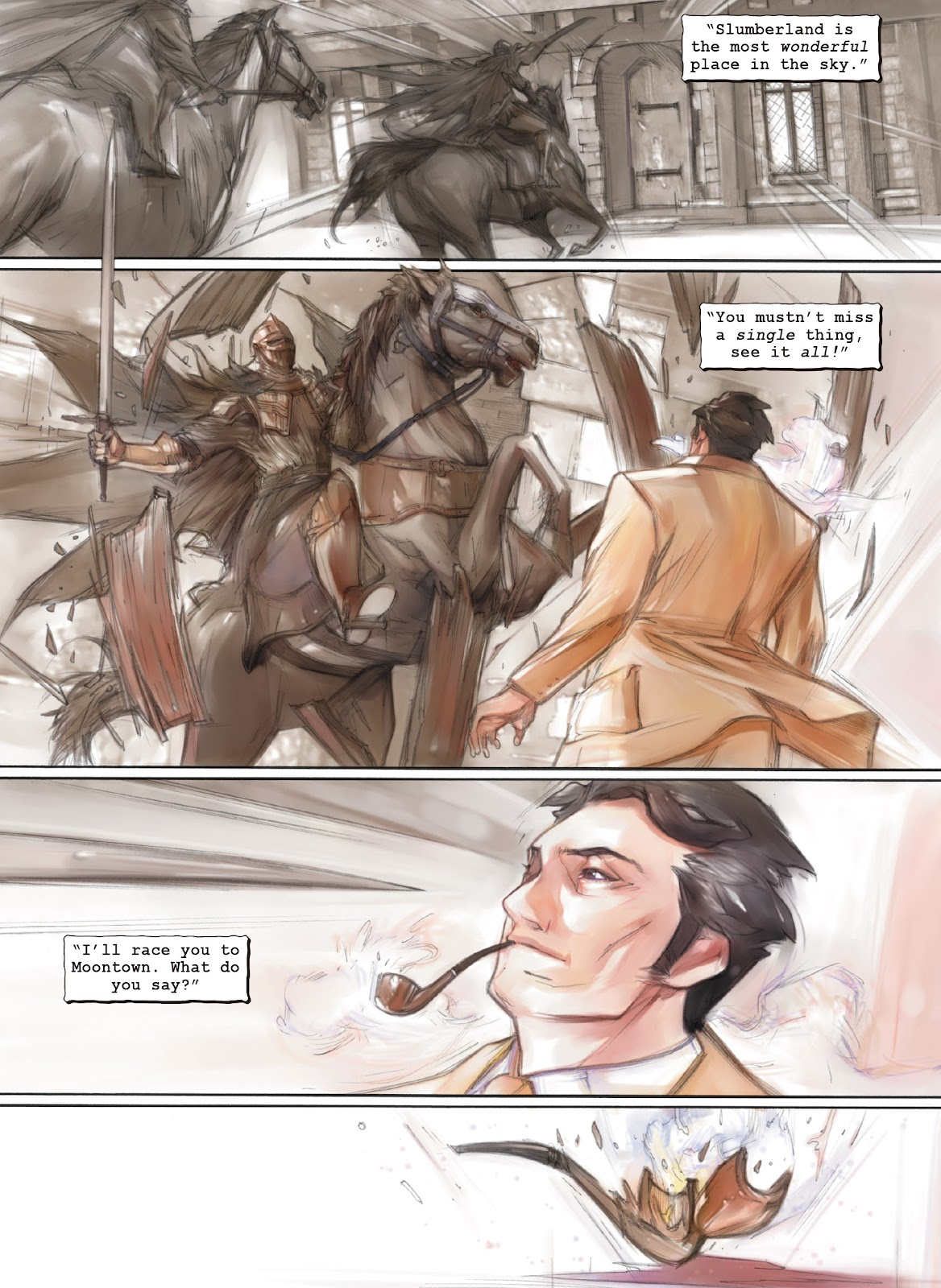 Read online Makeshift Miracle: The Girl From Nowhere comic -  Issue #9 - 15
