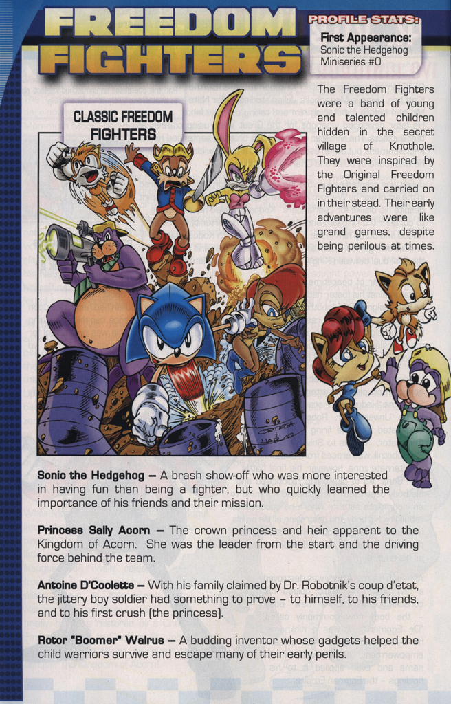 Read online Sonic the Hedgehog Free Comic Book Day Edition comic -  Issue # Special 5 - 28