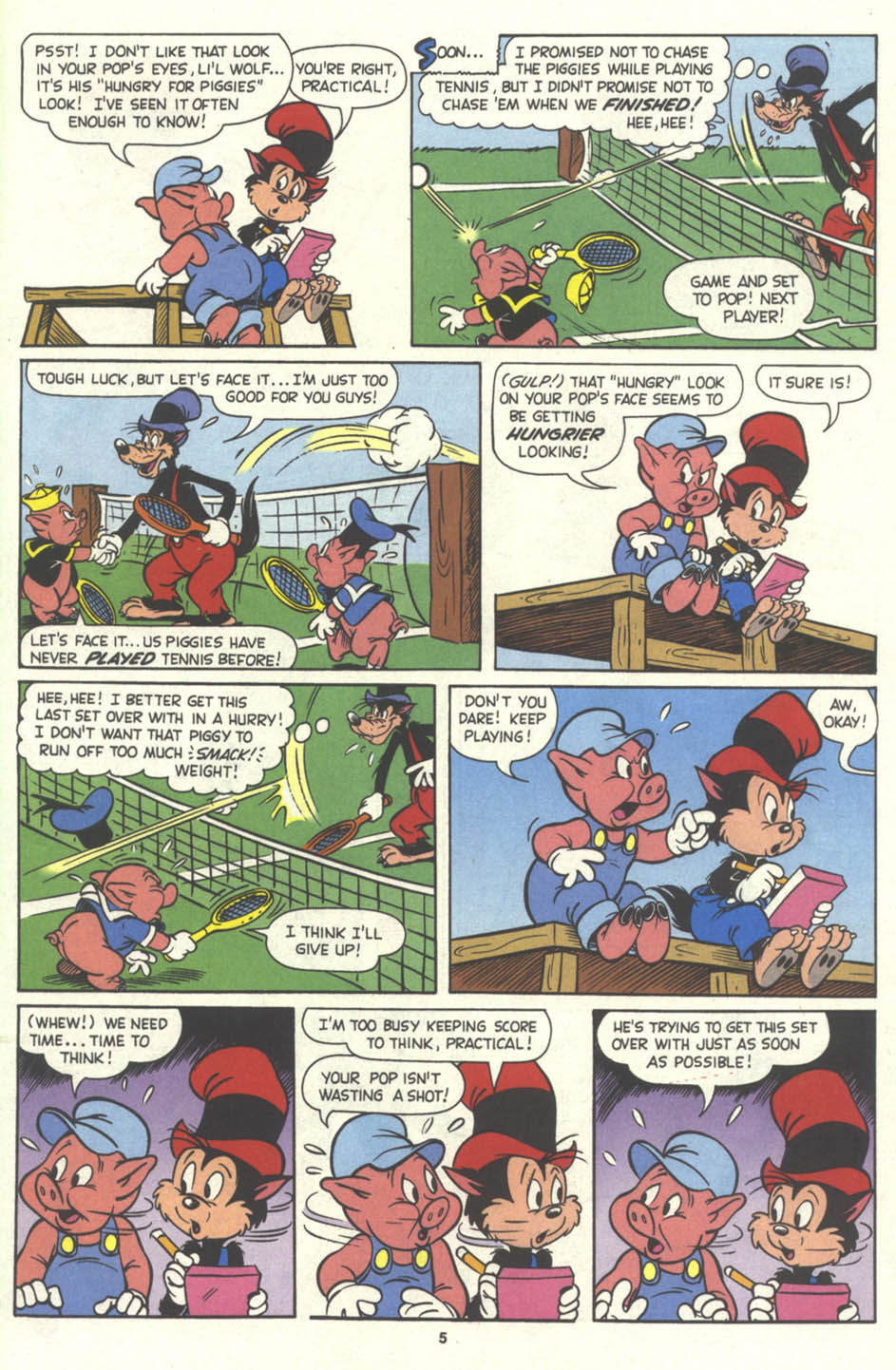 Walt Disney's Comics and Stories issue 575 - Page 16
