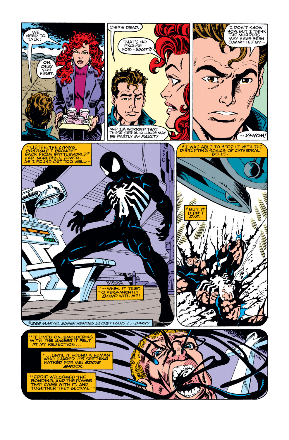 The Amazing Spider-Man (1963) 361 Page 8