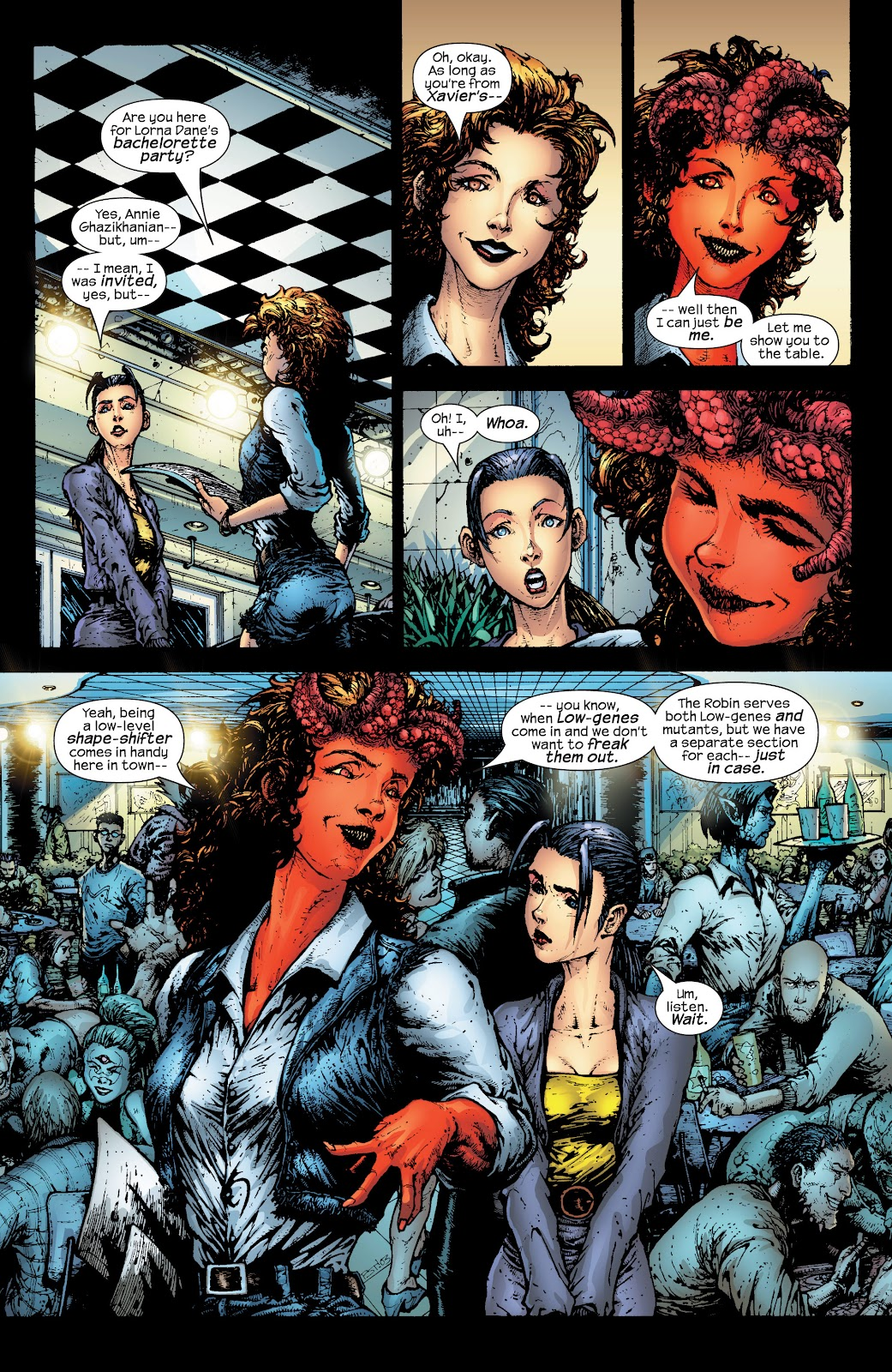 Uncanny X-Men (1963) issue 425 - Page 8