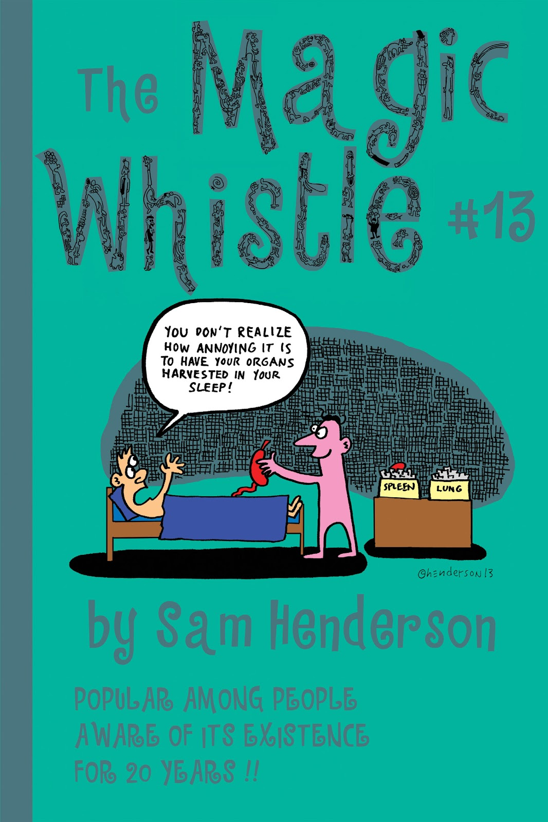 Read online Magic Whistle comic -  Issue #13 - 1