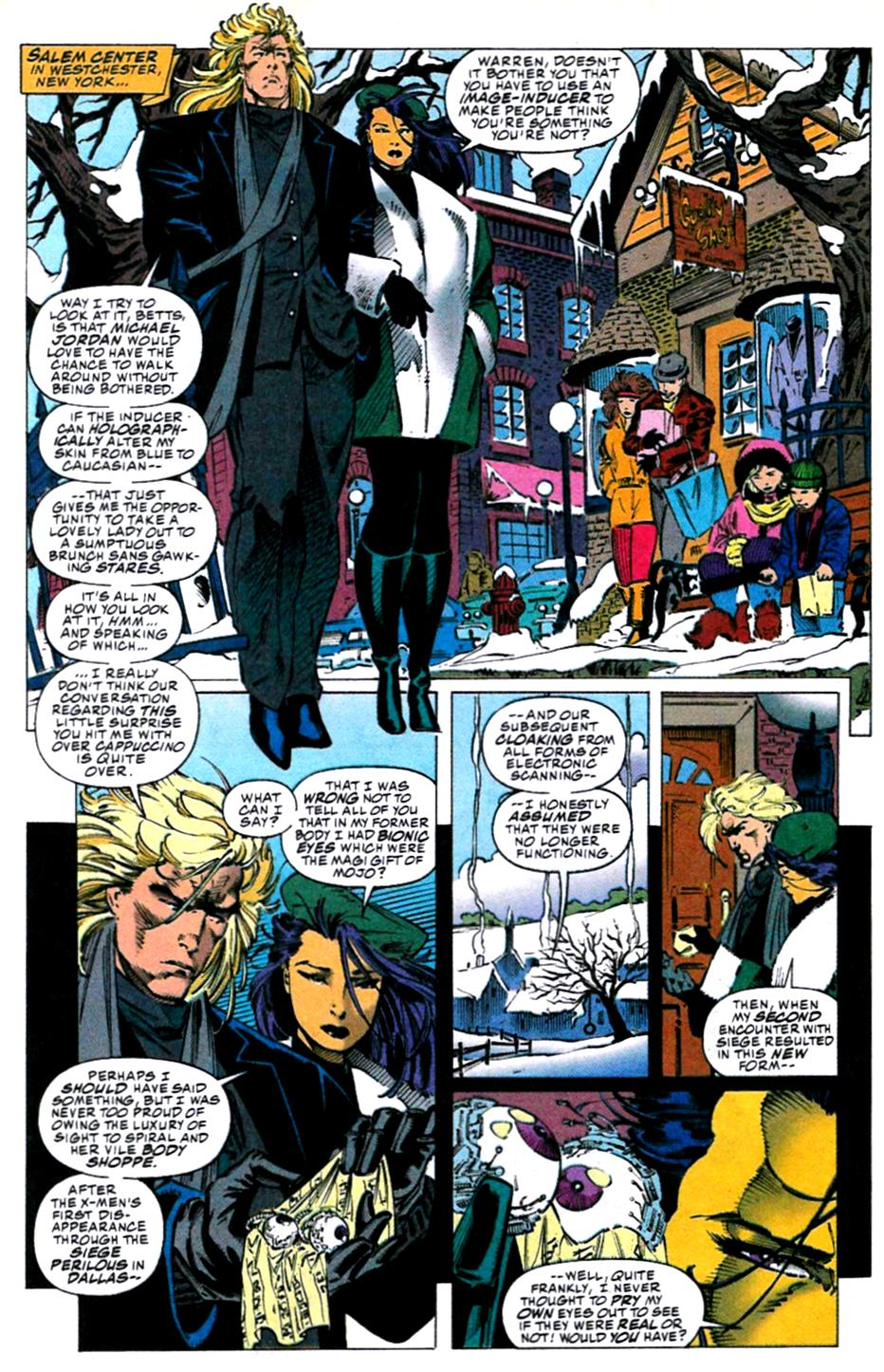 X-Men (1991) 31 Page 16
