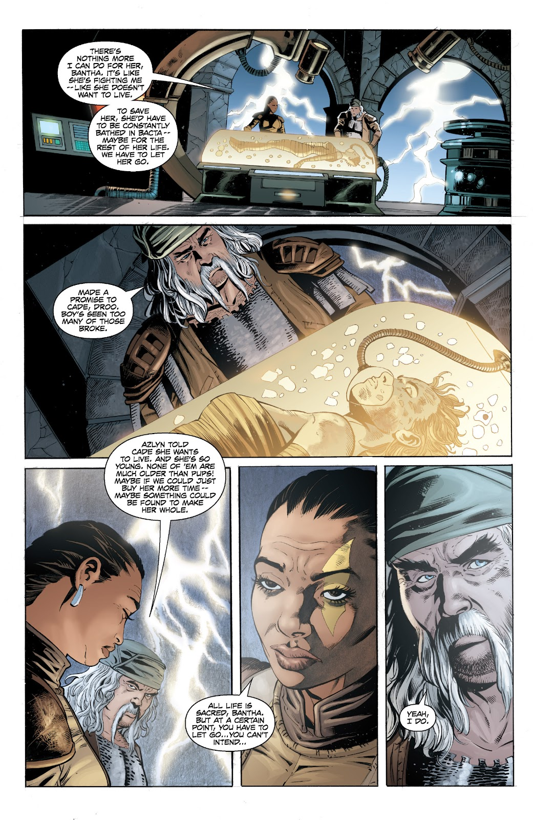 Read online Star Wars Legends: Legacy - Epic Collection comic -  Issue # TPB 2 (Part 4) - 63
