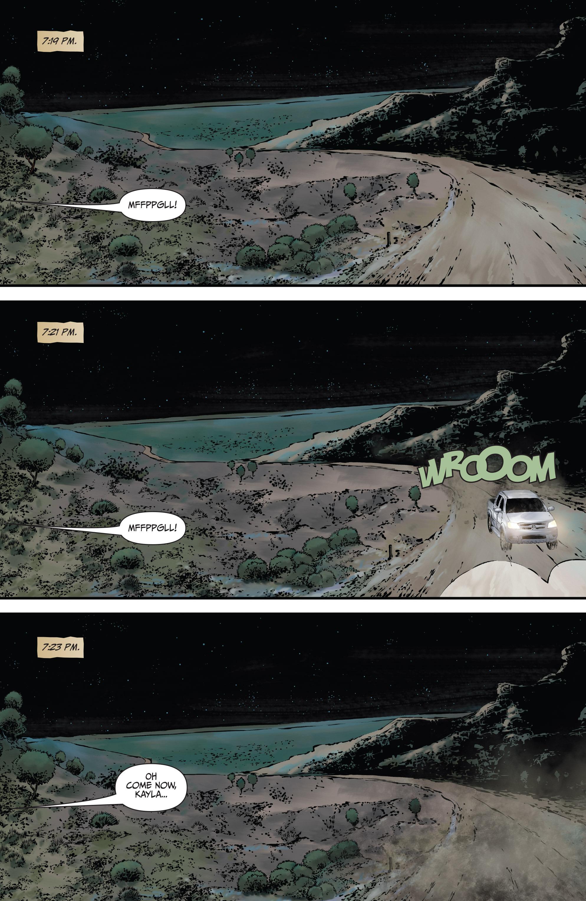 Read online Mercy Thompson comic -  Issue #3 - 22