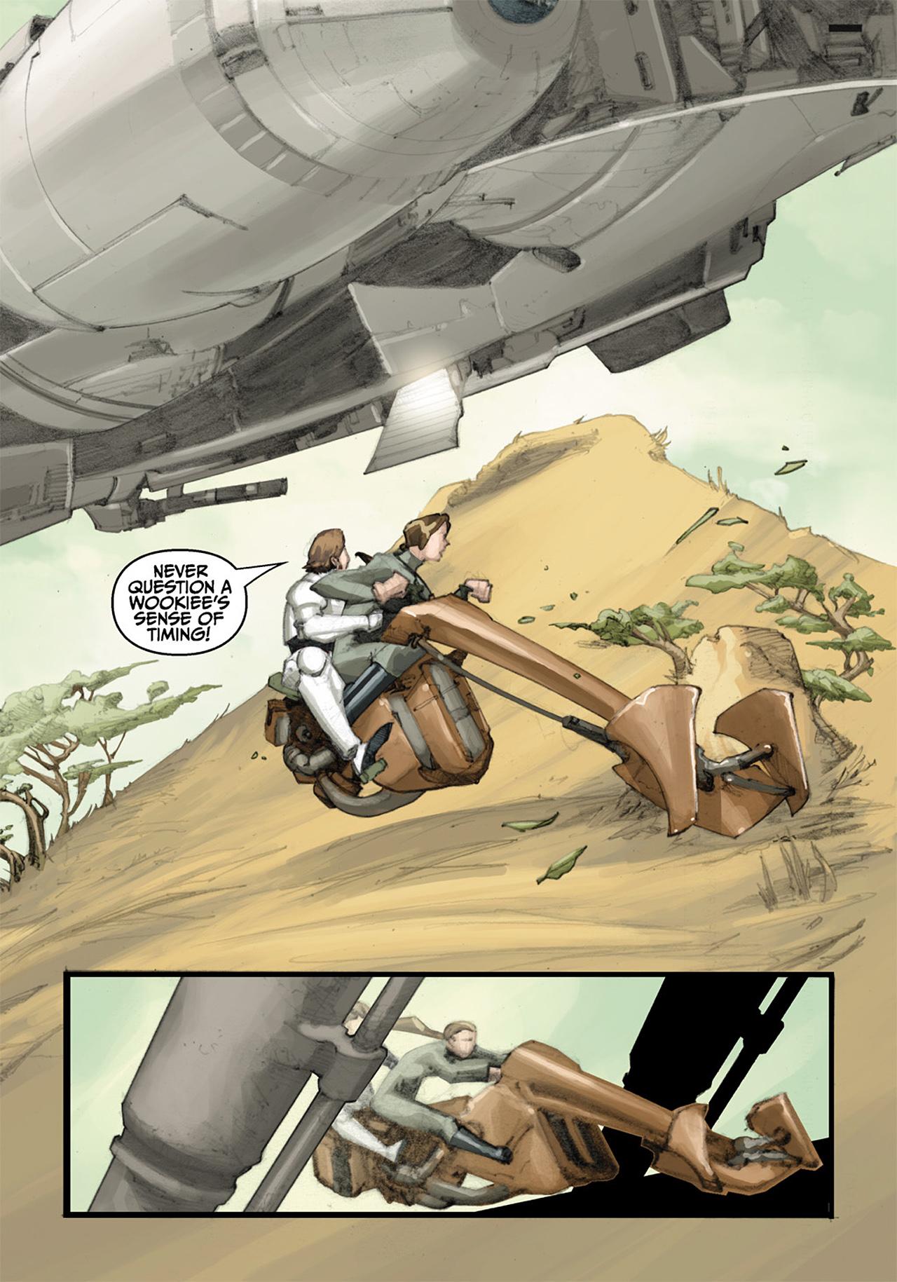 Read online Star Wars Omnibus comic -  Issue # Vol. 33 - 90