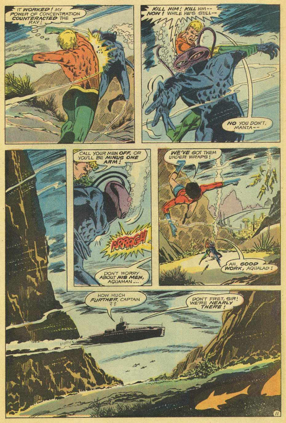 Read online Aquaman (1962) comic -  Issue #53 - 15