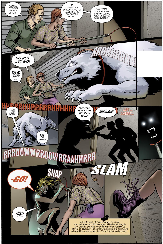Read online Amazing Fantasy (2004) comic -  Issue #11 - 30
