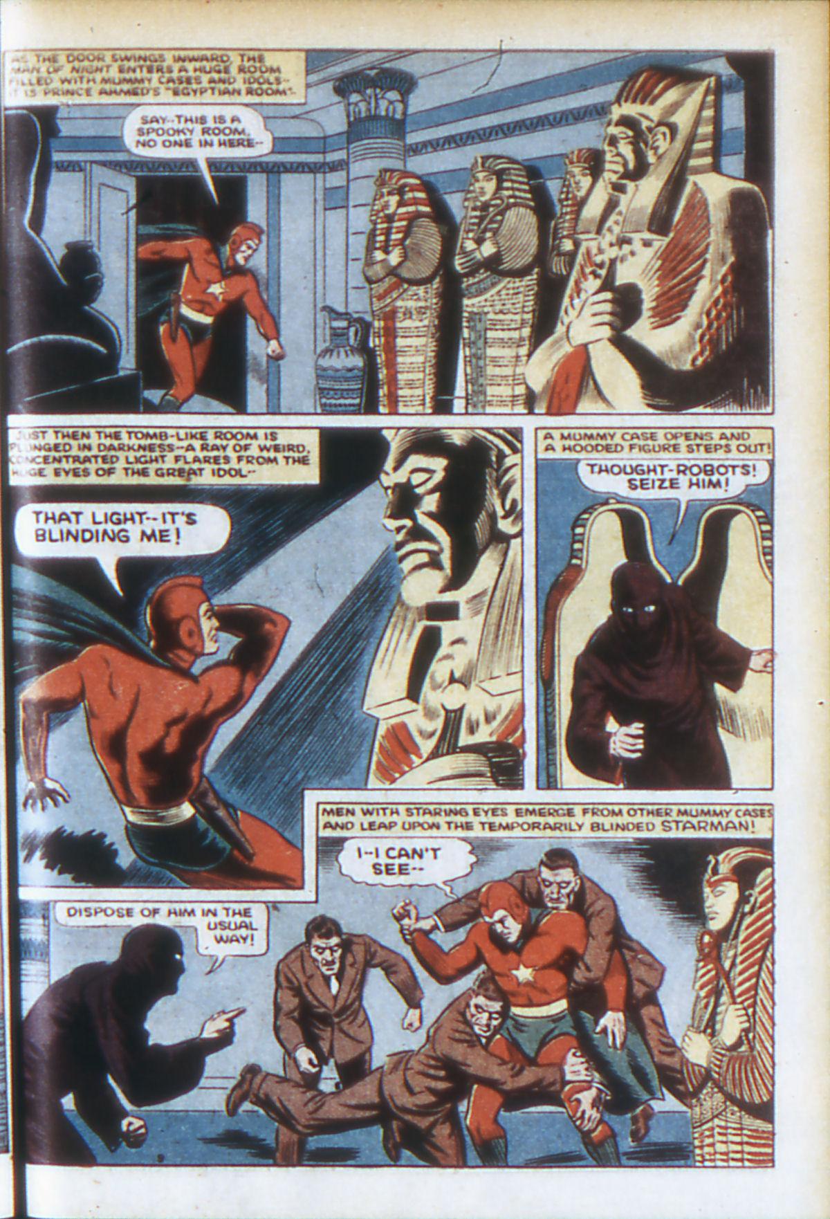 Read online Adventure Comics (1938) comic -  Issue #64 - 12