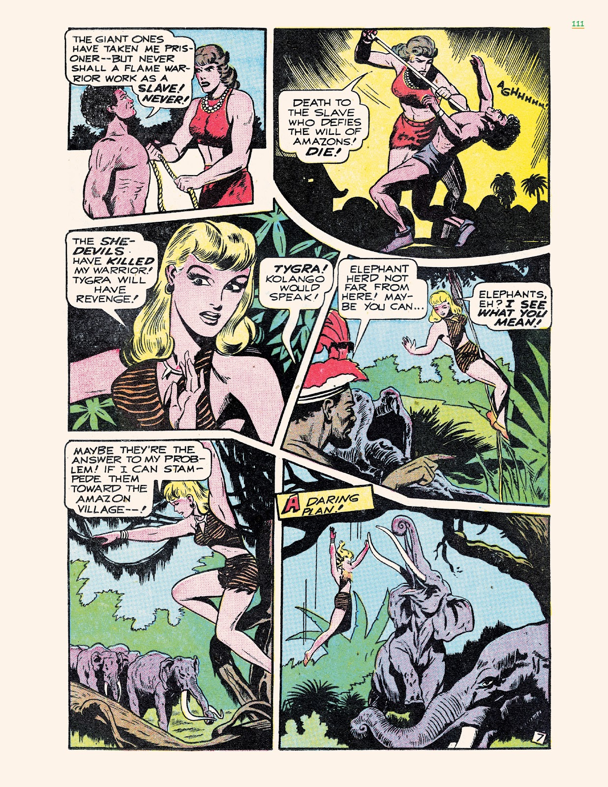 Read online Jungle Girls comic -  Issue # TPB (Part 2) - 11