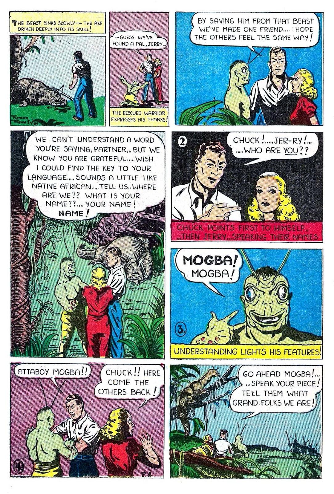 Amazing Man Comics issue 5 - Page 48