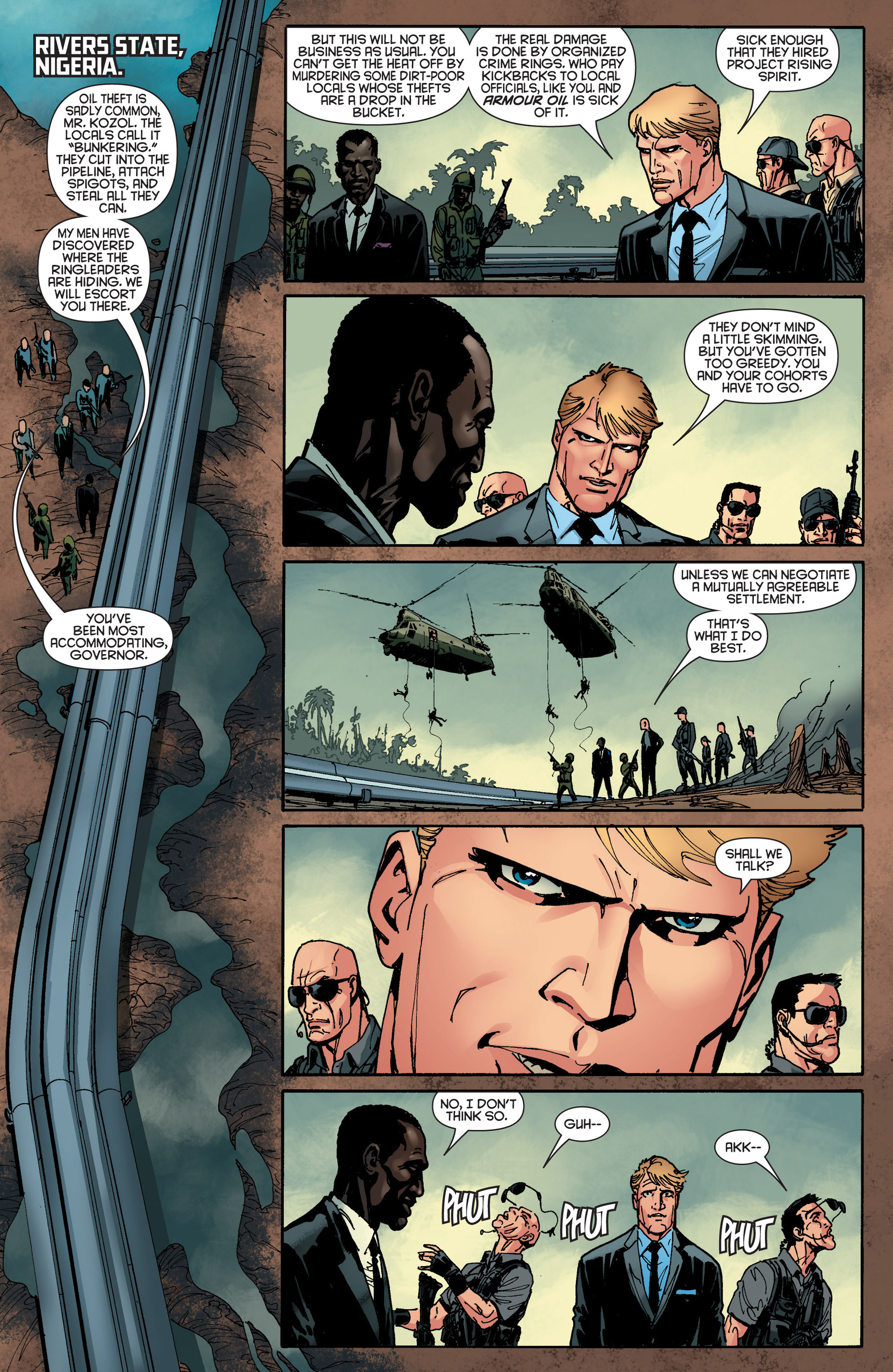 Read online Bloodshot and H.A.R.D.Corps comic -  Issue #18 - 3
