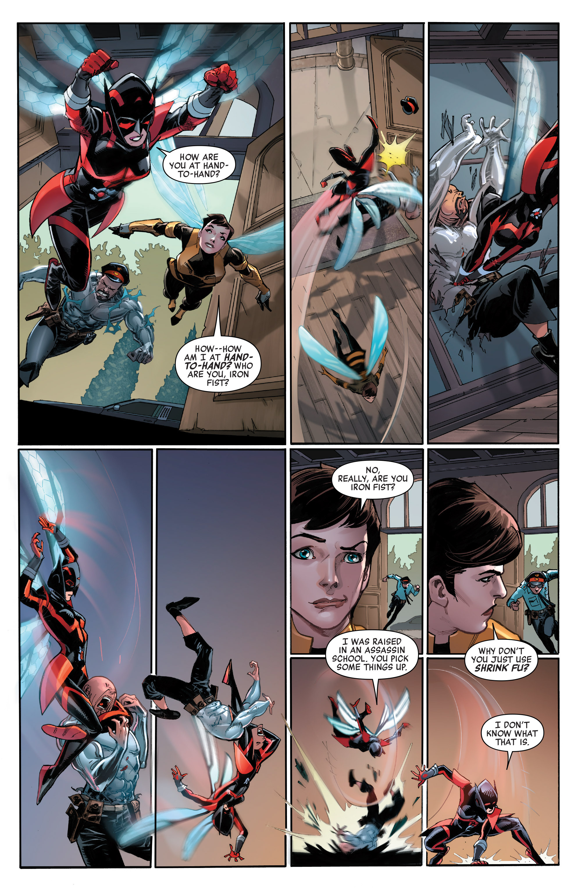 Read online All-New, All-Different Avengers comic -  Issue #14 - 8