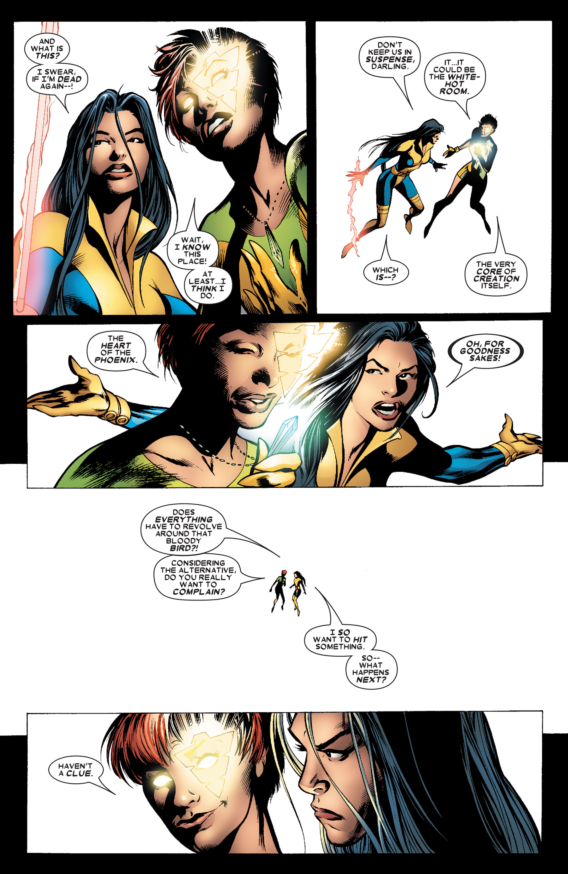 Read online Uncanny X-Men (1963) comic -  Issue #462 - 4
