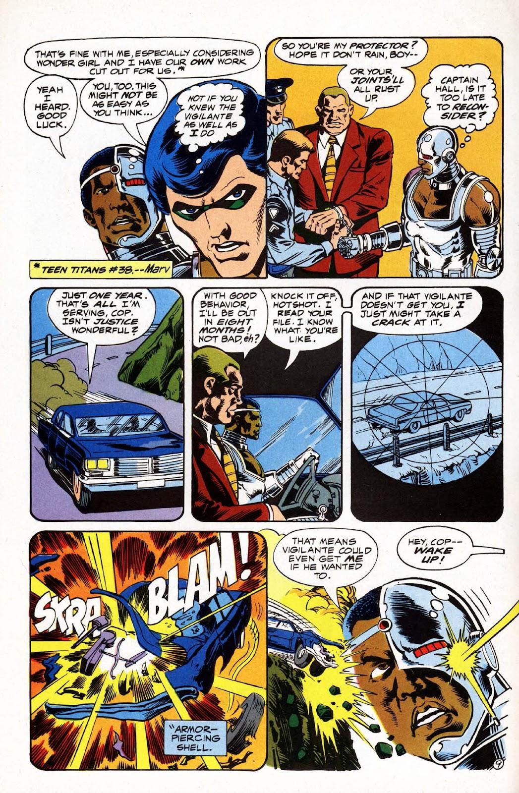 Vigilante (1983) issue 3 - Page 10