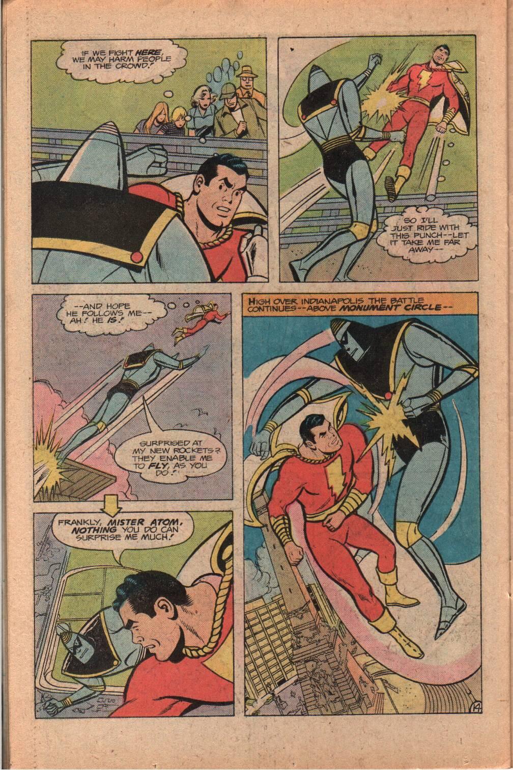 Read online Shazam! (1973) comic -  Issue #33 - 26