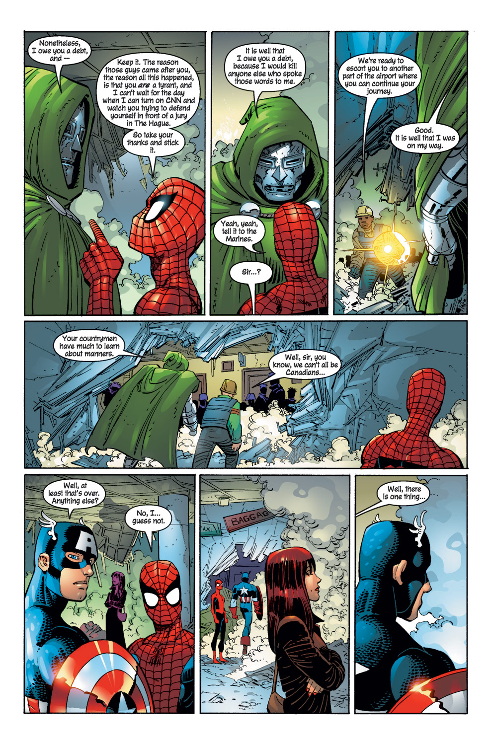 The Amazing Spider-Man (1999) 50 Page 20