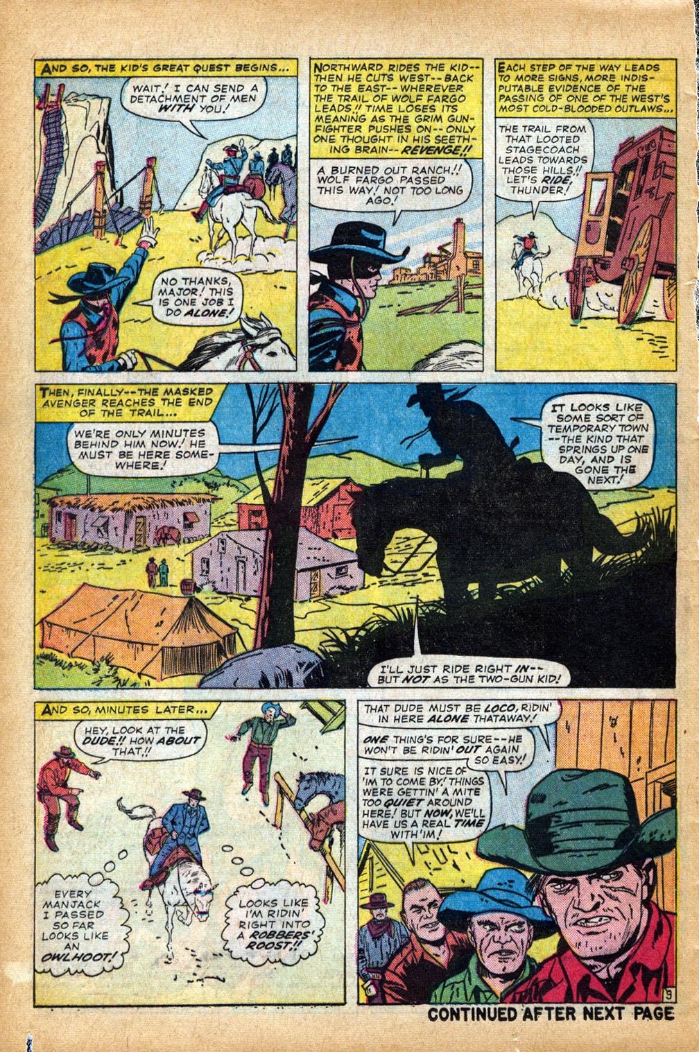 Read online Two-Gun Kid comic -  Issue #75 - 12