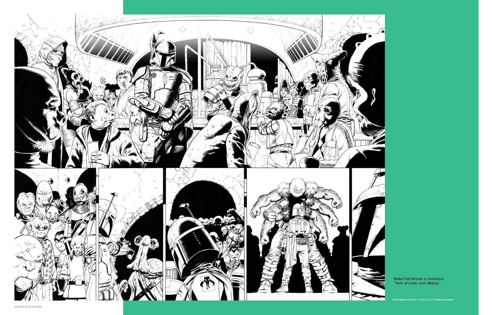 Read online The Marvel Art of Star Wars comic -  Issue # TPB (Part 1) - 28