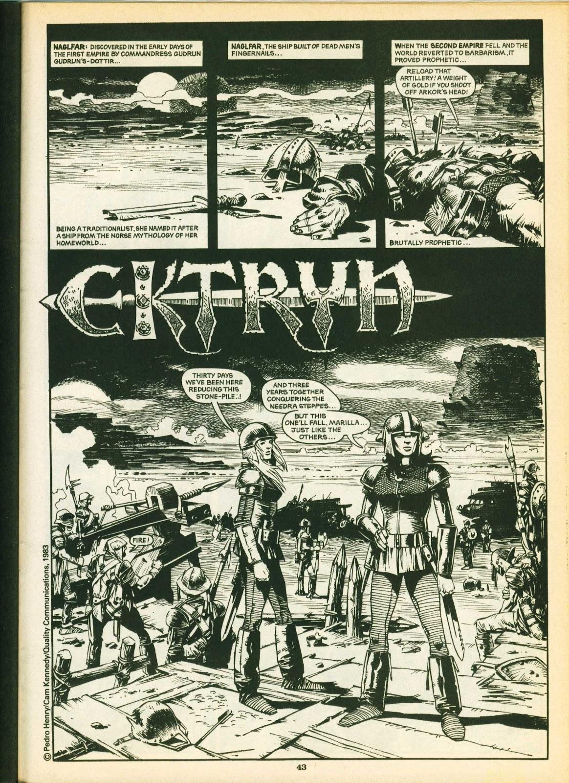 Warrior Issue #14 #15 - English 43