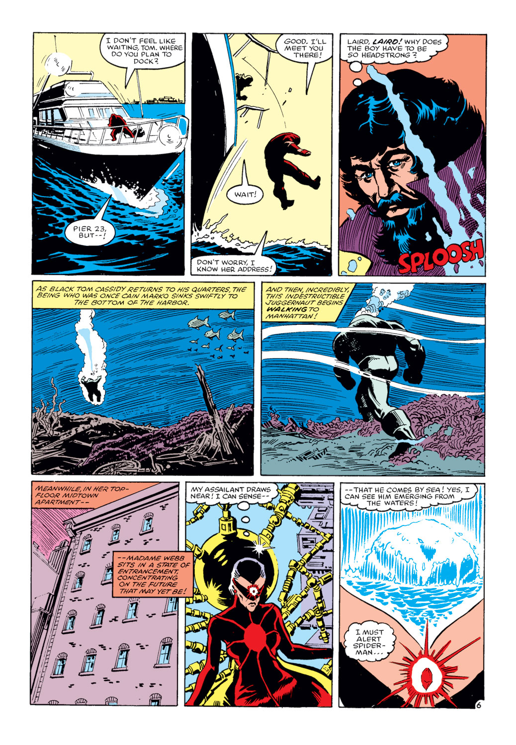 The Amazing Spider-Man (1963) 229 Page 6