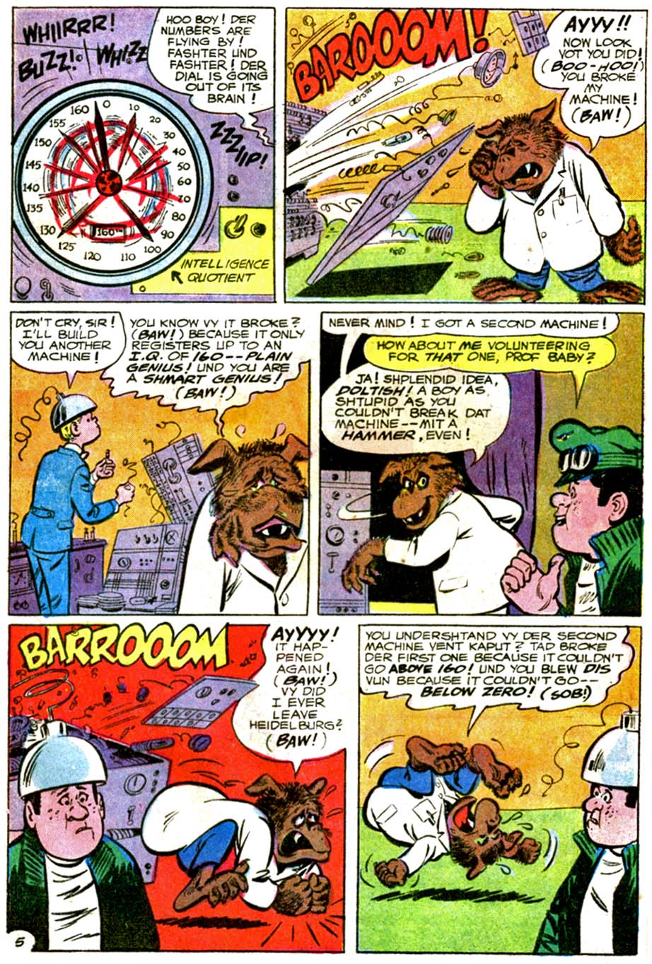 The Adventures of Bob Hope issue 97 - Page 8