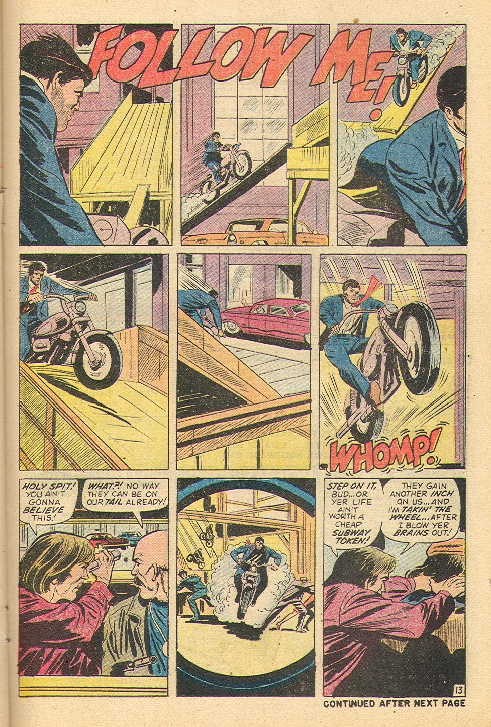 Read online Sgt. Fury comic -  Issue #100 - 20