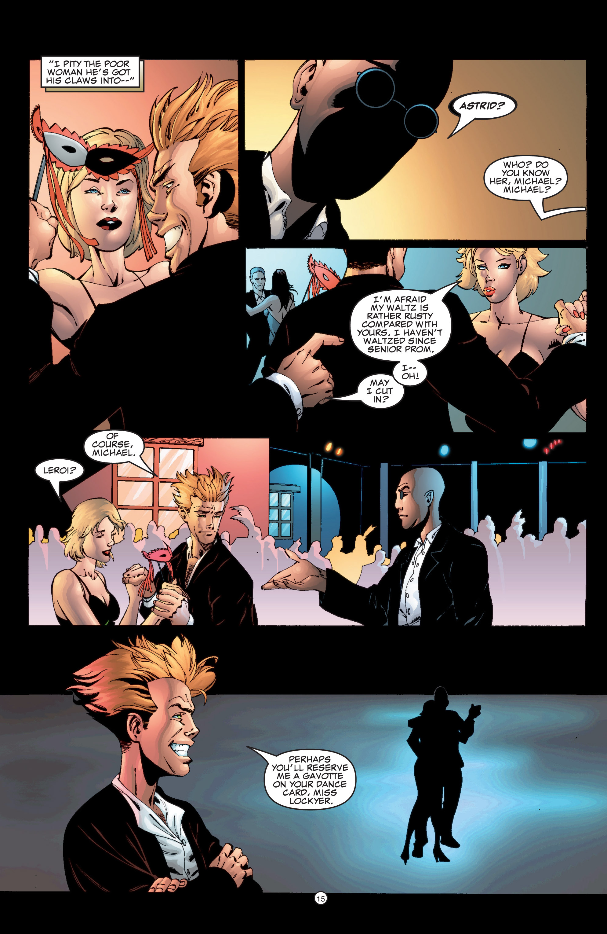 Read online Shadowman (1999) comic -  Issue #6 - 16