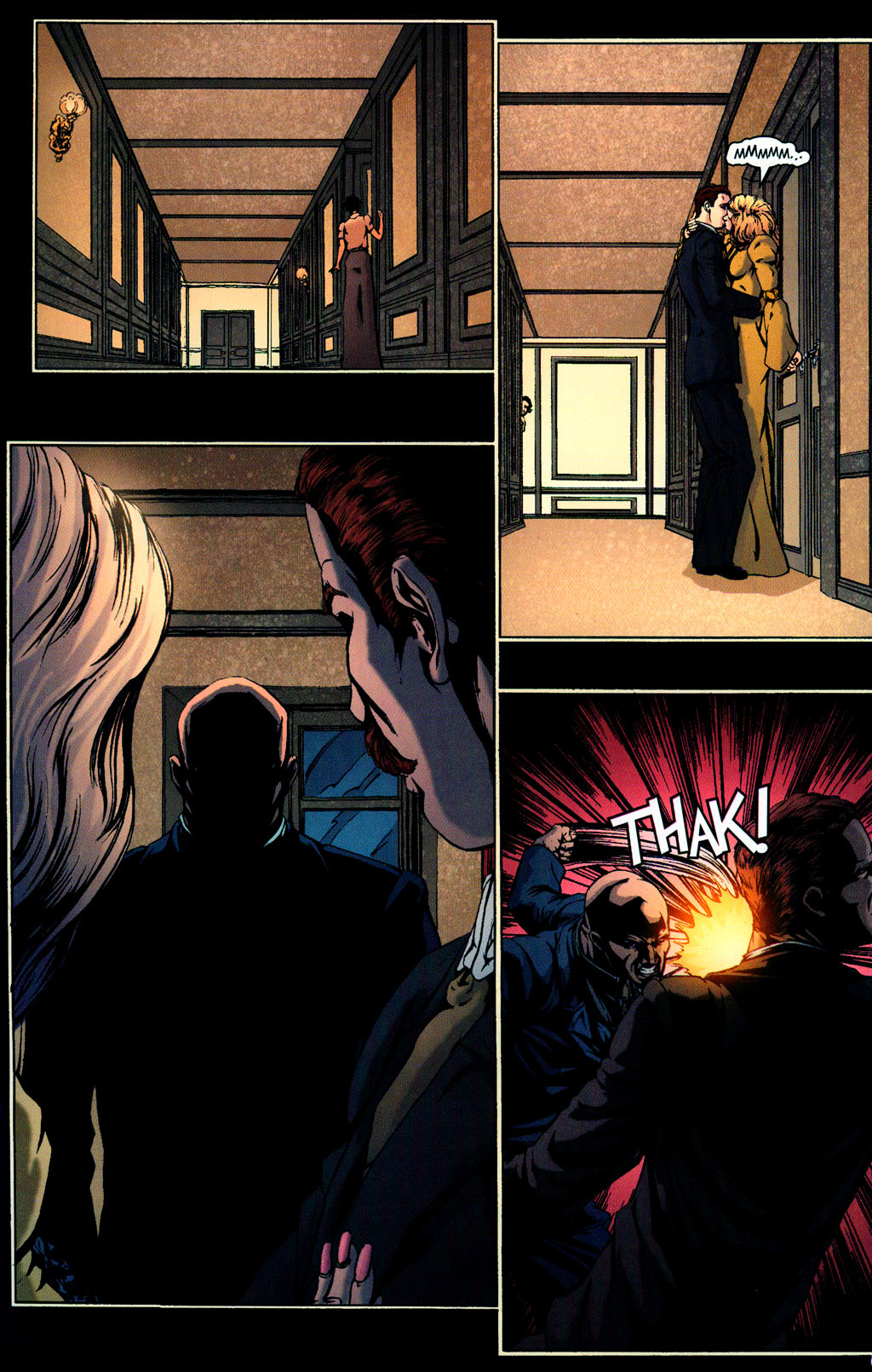 Read online Rex Mundi comic -  Issue #12 - 17
