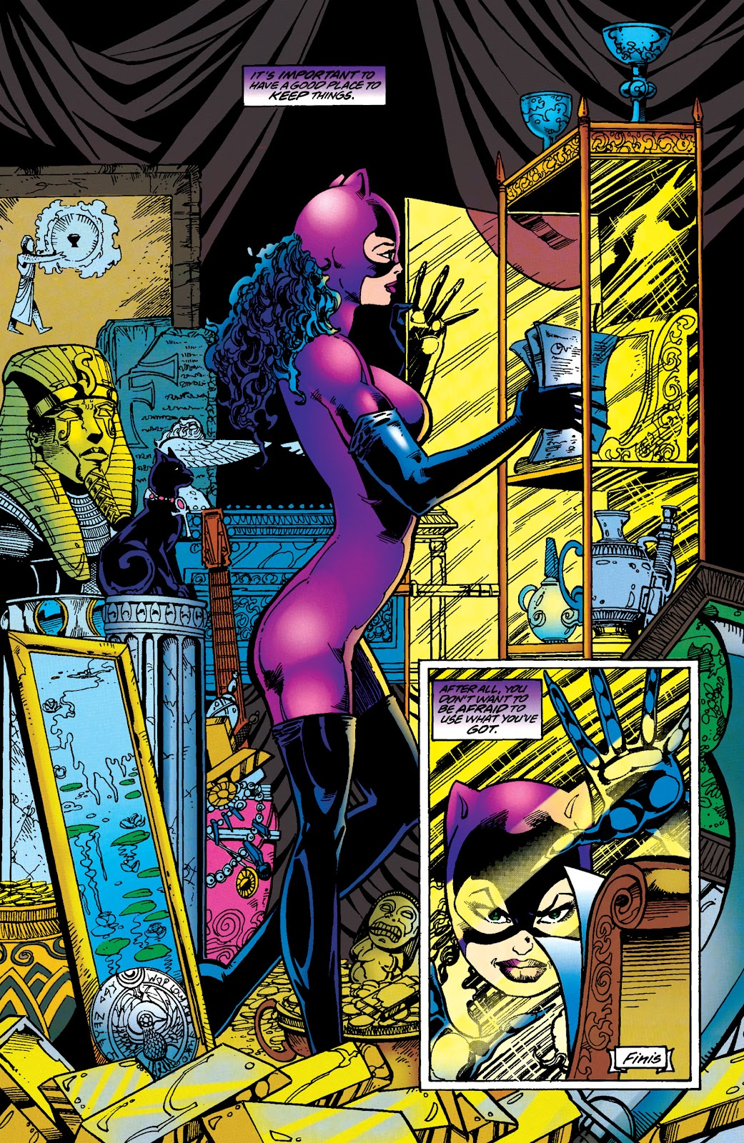 Catwoman (1993) Issue #60 #65 - English 23