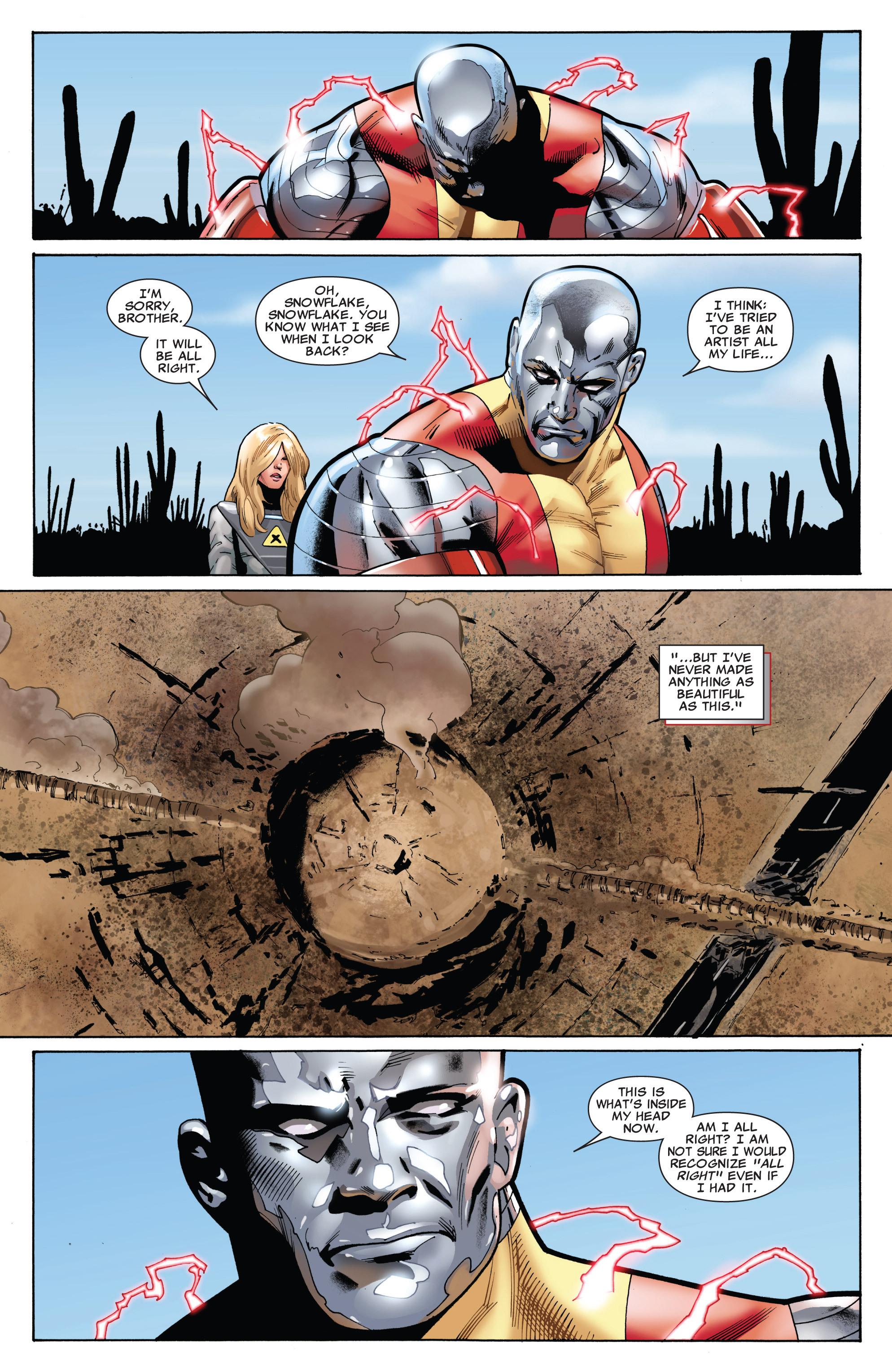 Read online Uncanny X-Men (1963) comic -  Issue #543 - 18