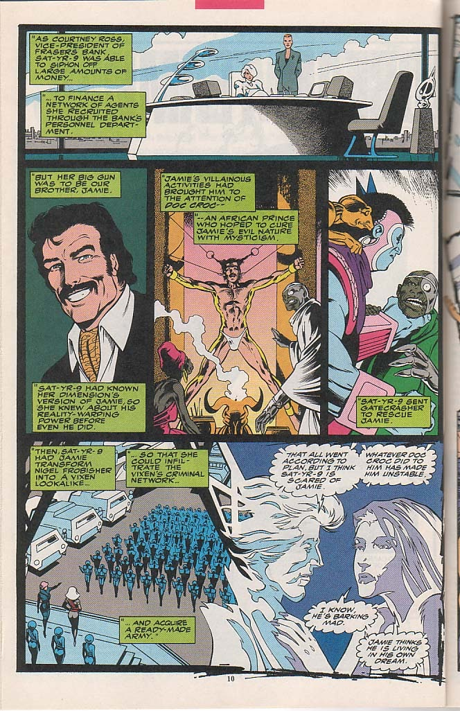 Excalibur (1988) issue 56 - Page 8