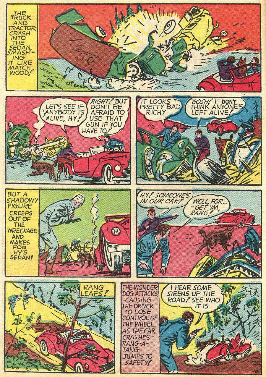Blue Ribbon Comics (1939) issue 9 - Page 22