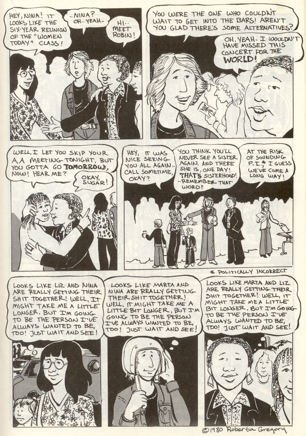 Gay Comix (Gay Comics) issue 1 - Page 20