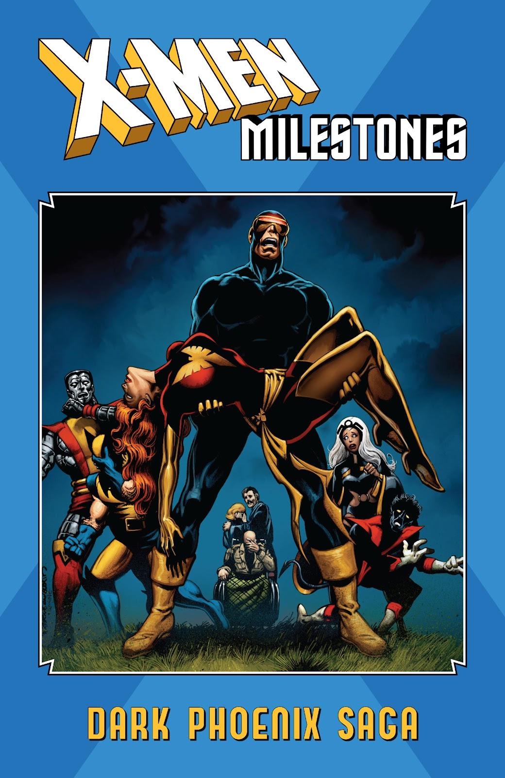Read online X-Men Milestones: Dark Phoenix Saga comic -  Issue # TPB (Part 1) - 2