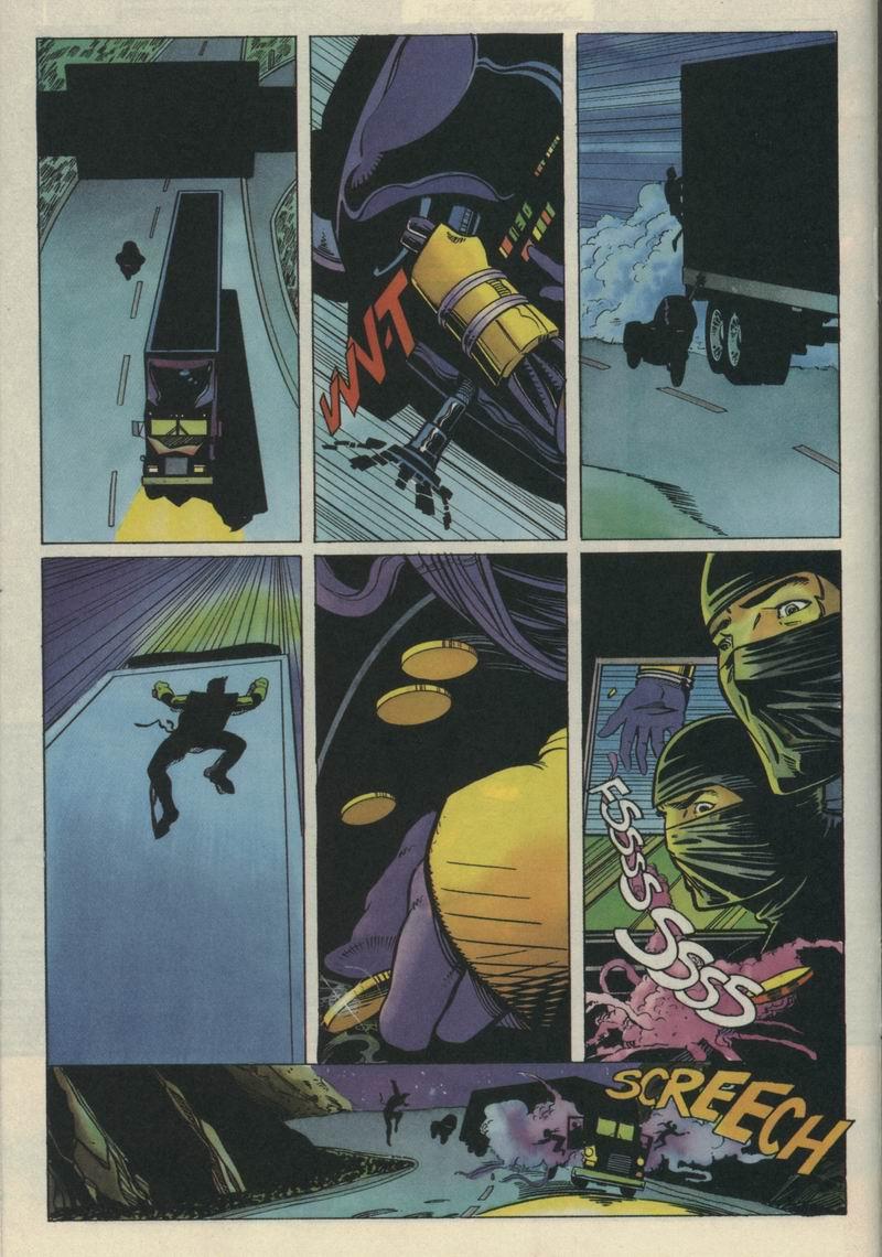 Read online Secret Weapons comic -  Issue #5 - 11