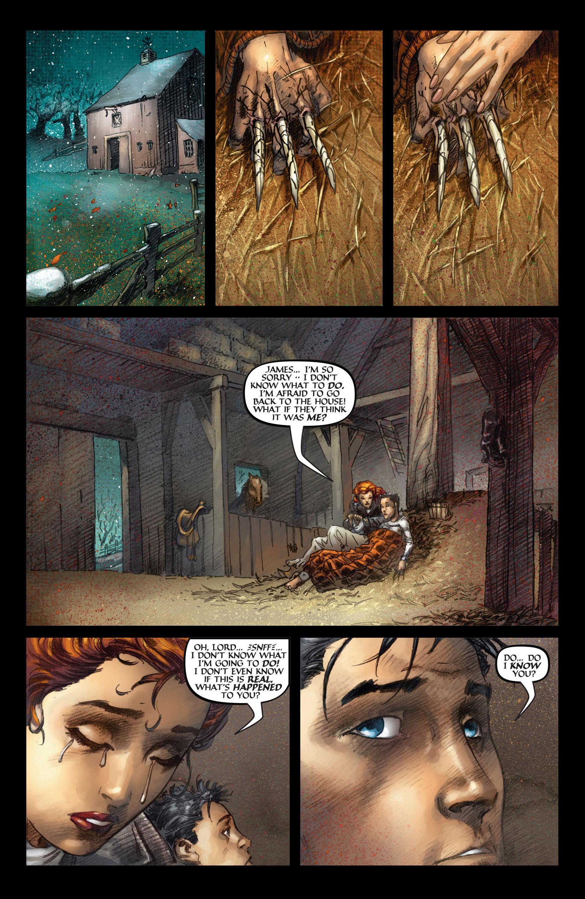 Read online Wolverine: The Origin comic -  Issue #3 - 12