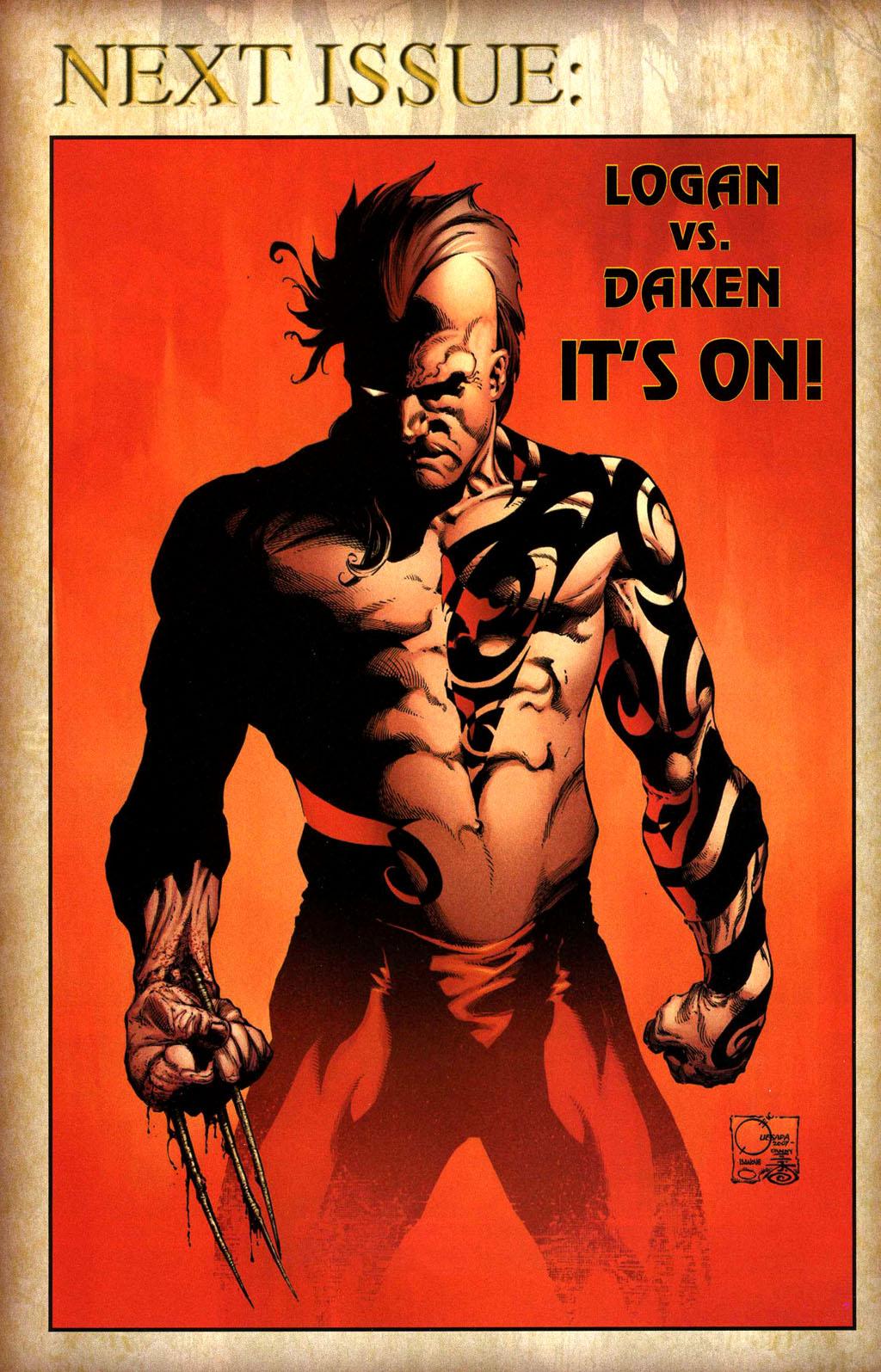 Read online Wolverine: Origins comic -  Issue #12 - 25