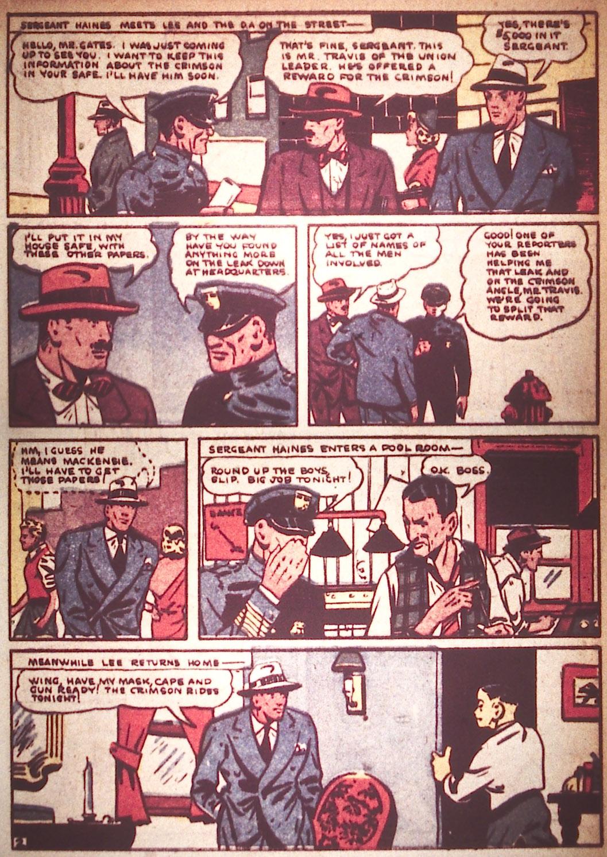 Read online Detective Comics (1937) comic -  Issue #22 - 23