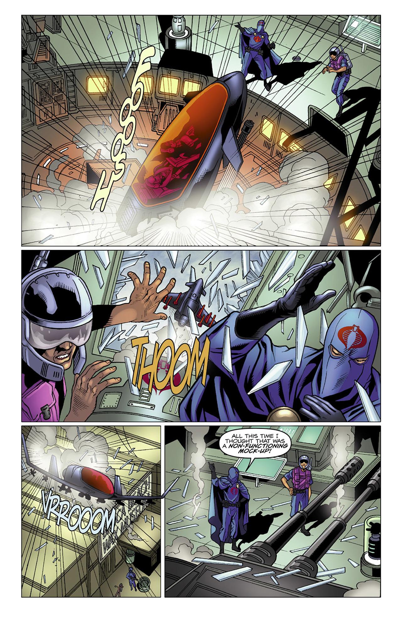 G.I. Joe: A Real American Hero 170 Page 23