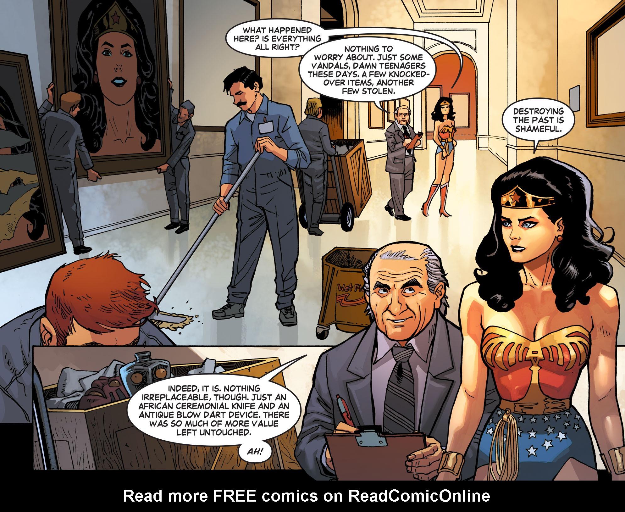 Read online Wonder Woman '77 [I] comic -  Issue #8 - 3