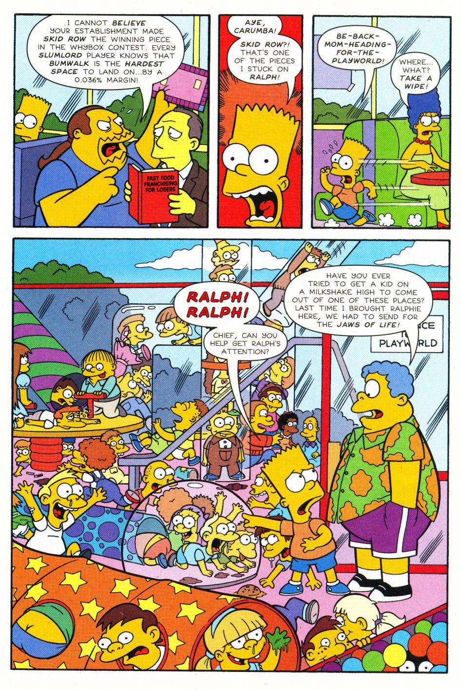 Read online Simpsons Comics Presents Bart Simpson comic -  Issue #27 - 22